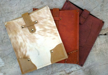 Custom Leather iPad Cases